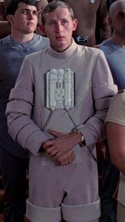 Besatzungsmitglied der Enterprise (NCC 1701)