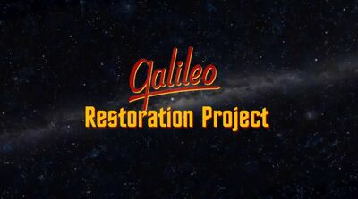 Galileo Restoration Project