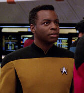 Geordi La Forge, 2383