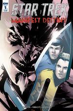Manifest Destiny issue 1