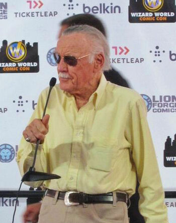 Stan Lee in 2013