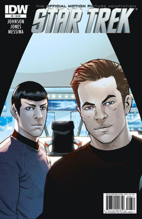 Star Trek - The Official Motion Picture Adaptation issue 6 cover.jpg