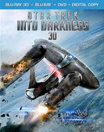 Star Trek Into Darkness Blu-ray 3D Region A cover