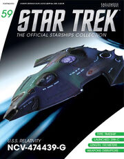 Star Trek Official Starships Collection Issue 59