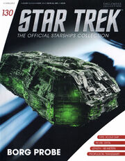 Star Trek Official Starships Collection issue 130