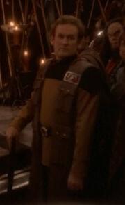 Starfleet dress uniform, 2374