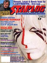Starlog issue 103 cover