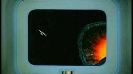 "TOS ""The Doomsday Machine"" - ""La machine infernale"" effets spéciaux"