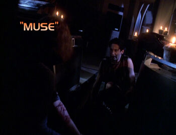 Muse title card