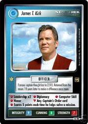 CCG Motion Pictures James Kirk