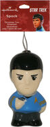 Hallmark 2018 Spock decoupage ornament