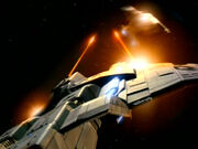 Maquisschiff Angriff
