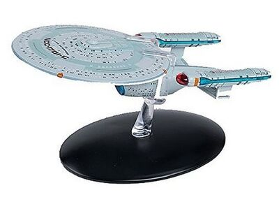 Raumschiffsammlung 46 Enterprise-C