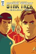 Star Trek Boldly Go, issue 7