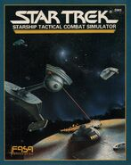 Star Trek Starship Tactical Combat Simulator