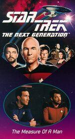 TNG 035 US VHS