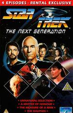 TNG Vol 9 UK Rental VHS cover