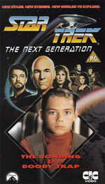TNG vol 27 UK VHS cover