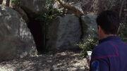 Terra nova cave entrance