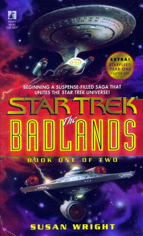 The Badlands, Book One cover.jpg