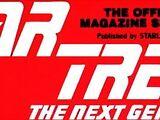 The Official Star Trek: The Next Generation Magazine