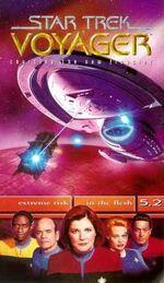 VOY 5.2 UK VHS cover