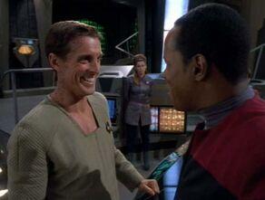 Verad and Sisko