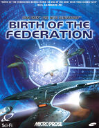 Birth of the Federation cover