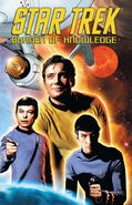 Burden of Knowledge tpb cover