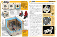 De Agostini Build the USS Enterprise-D 2 Lifeboat article
