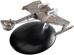 Eaglemoss Klingon D4 Concept