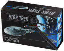 Eaglemoss USS Enterprise-E XL repack