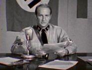 Ekosian newscaster