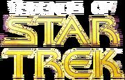 JL Legends Of Star Trek logo