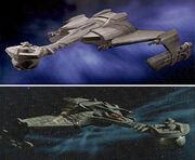 Klingon warbirds concept designs
