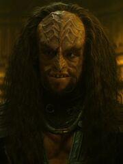 Klingonischer Steuermann 2371