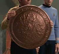 Pericles shield