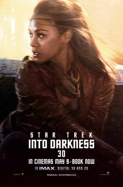 STID-UK Uhura poster