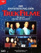 The Making of the Trek Films cover German edition