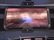 Voyager erzeugt Graviton-Feld