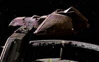 Vulcan freighter