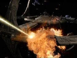 Battle of DS9 2