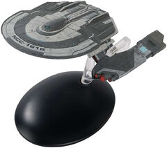 Eaglemoss USS Zimmerman
