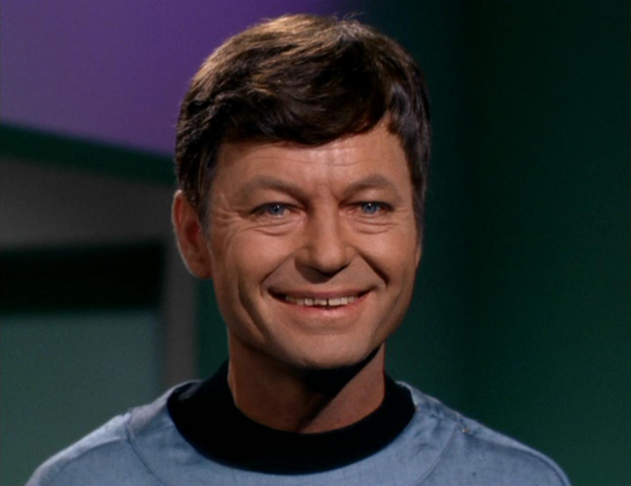 Leonard McCoy Memory Alpha FANDOM Powered By Wikia - Siris human face finally revealed