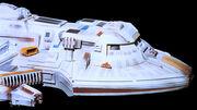 Maquis raider studio model after modifications cockpit close-up