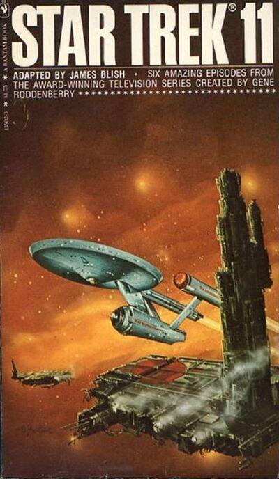 Star Trek 11 (Bantam Cover 2)