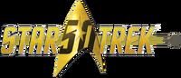 Star Trek 50th anniversary logo