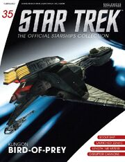 Star Trek Official Starships Collection Issue 35