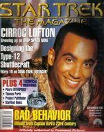 Star Trek The Magazine volume 2 issue 5 cover