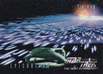 Star Trek The Next Generation - Season Three Trading Card 290